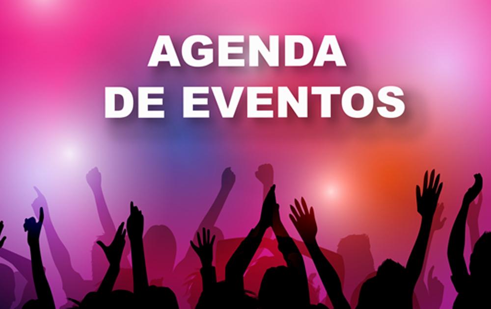 A nossa Agenda de Eventos